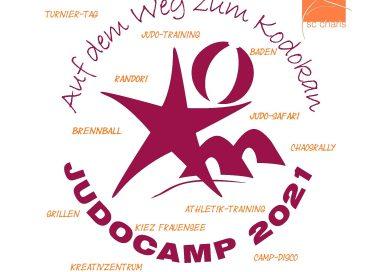 Absage Judocamp 2021