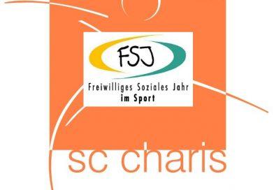 Freiwilliges Soziales Jahr beim Sportclub Charis 02 e.V.